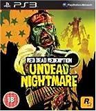 echange, troc Red Dead Redemption - Undead Nightmare (PS3)