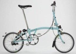 Brompton Folding Bike M6