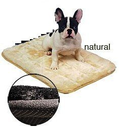 Natural SnooZZy Sleeper Dog Bed Size - Medium - 30L x 19W in.