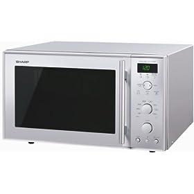 Sharp r898alaa forno a microonde combinato 26 l 900 w - Miglior forno combinato ...