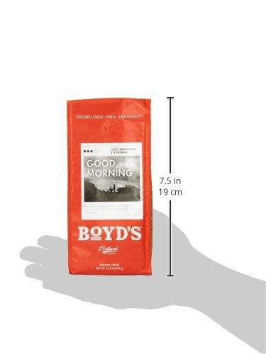 Boyds Coffee Good Morning