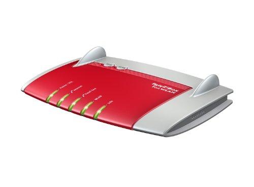 AVM Fritz! Box Fon 7390 Wireless 4 Port VDSL/ADSL2+ Router DECT VoIP Phone Adaper