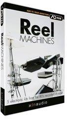 photo Xln audio xlnaudio logiciels plug in reel machines reelmachines
