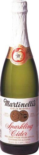 Martinelli's Sparkling Gold Medal Sparkling Apple Cider 25.4oz