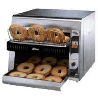 Star Mfg. Conveyor Bagel Toaster w/ 14