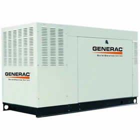 Generac Qt04854Anac 48000-Watt Liquid Cooled Standby Generator