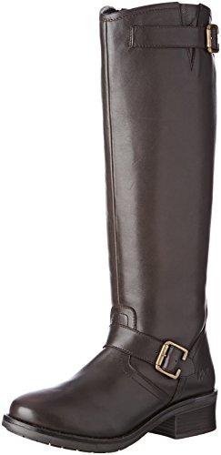 KickersPaulin - Stivali alla cavallerizza al ginocchio Donna , marrone (marrone), 37 EU