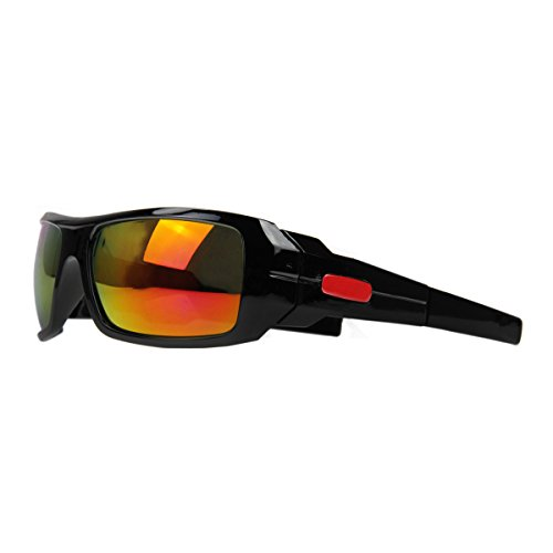 BXT Unisex Adult Cool Outdoor Sports Riding Cycling Bike Driving Anti-slip Polarized UV 400 Sunglasses Boxed Goggles Eyewear