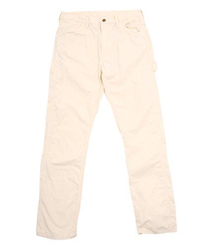 orslow [オアスロウ] MEN'S SLIM FIT PAINTER PANTS (スリム フィット ペインター パンツ ボトム) 2(M) エクリュ