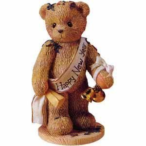 1-x-cherished-teddies-newton-ringing-in-the-new-year-with-cheer-by-enesco-corporation-itasca-il