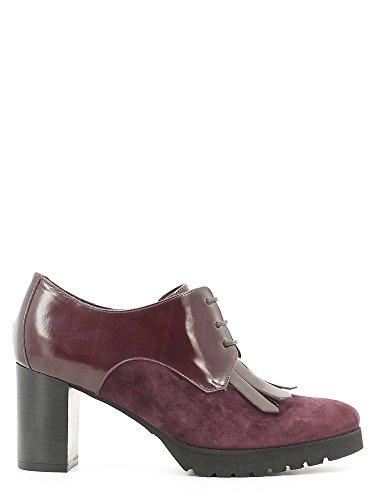 Grace shoes 253 Francesina Donna Bordeaux 35