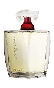 O Boticario Myriad Women Perfume cologne deodorant