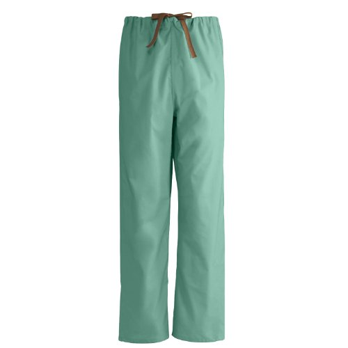 649MJSM - Medline Unisex 100% Cotton Reversible Scrub Pants,Jade,MJS (Fashion Seal compare prices)