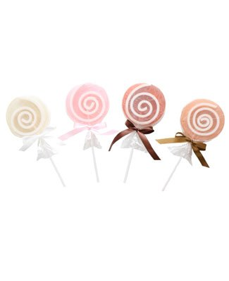 : Ganz Lollipop Soap Chocolate Frosting