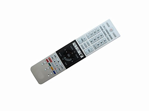 General Replacement Remote Control For Toshiba 55L7400U 55L7400Uc Ct-90428 39L4300U 5Smart 3D Lcd Led Hdtv Tv