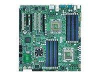 5520 Dp Lga1366 Qc Max-96gb Eatx 2pcie16 Pcie8 3pci Snd 2gbe