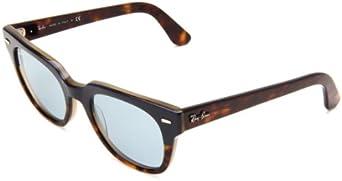 9a76624a2a2 (快抢)雷朋Ray-Ban Meteor Sunglasses 意大利产玳瑁蓝色