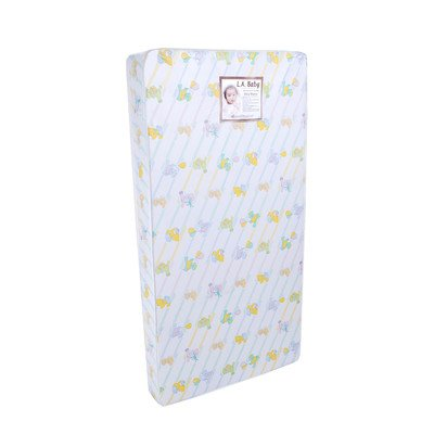 L.A. Baby Lullaby Dreams Mattress front-389301