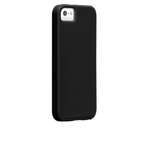 Case-Mate 日本正規品 iPhone5 Hybrid Tough Case, Black / Black ハイブリッド タフ ケース CM022627