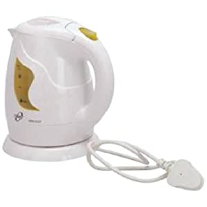 Orpat 1 Litre Cordless Kettle - OEK-8127 from Amazon India - Save Rs 98