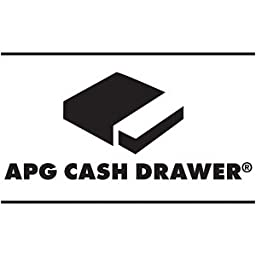 APG Cash Drawers Fixed Bill and Coin Cash Tray VPK-15B-3CC-BX