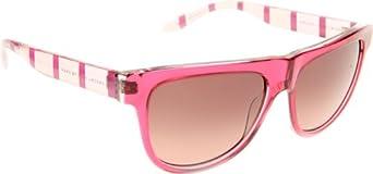 Marc Jacobs Sunglasses 315 15U DZ Fushcia Crystal Mauve Gradient