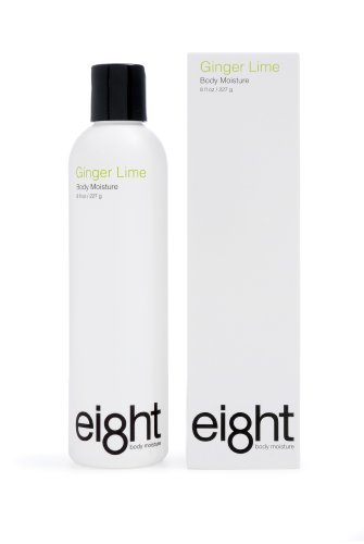 Eight Body Moisture Body Moisture Ginger Lime, 8-Ounce