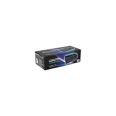 LC Power HTPC PSU LC400TFX - Stromversorgung - 350