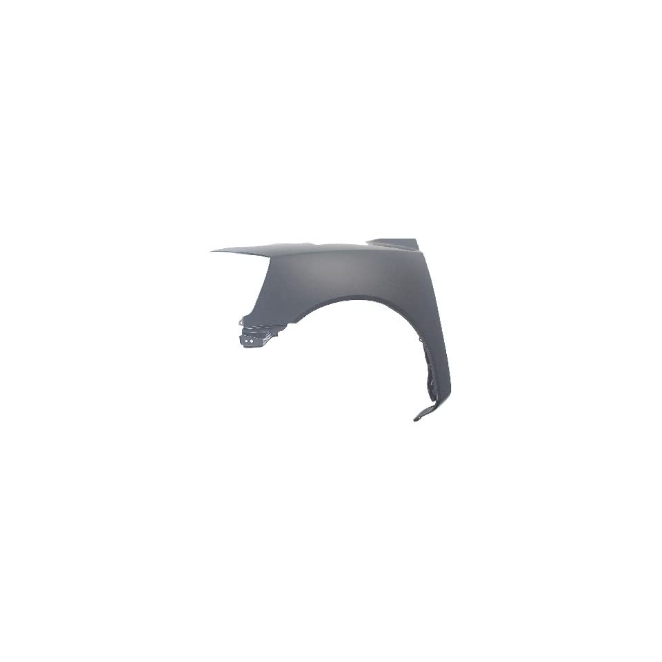 OE Replacement Nissan/Datsun Titan Front Driver Side Fender Assembly