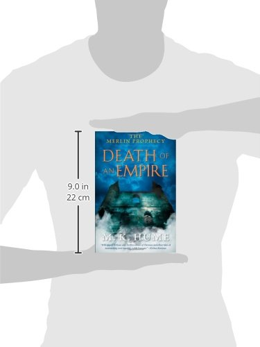 The Merlin Prophecy Book Two: Death of an Empire