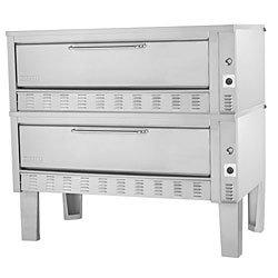 """72"""" Gas Double Deck Oven - Zesto 315-2"""