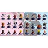 ペプシ ガンダムSEED&DESTINY キャラクターフィギュアコレクション 全24種