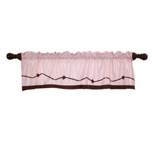 Lambs & Ivy Window Valance - Angelina