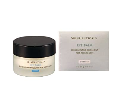 Best Cheap Deal for Skinceuticals Eye Balm Rehabilitative Emollient For Aging Skin, 0.5-Ounce Jar from SkinCeuticals - Free 2 Day Shipping Available