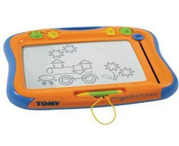 tomy-megasketcher-childrens-classic-magnetic-drawing-board-toy
