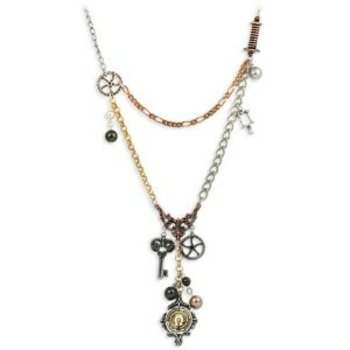 Laboratory Chaterlaine Alchemy Gothic Necklace