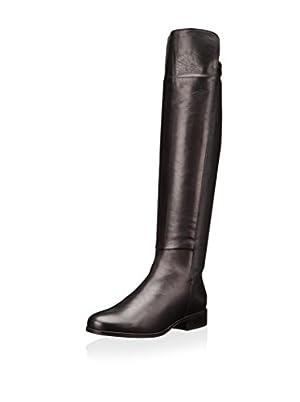 Dune London Women's Trish Tall Boot, Black, 8 M US