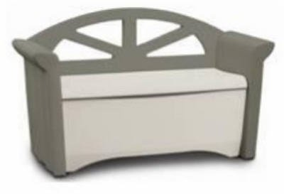 Swell Rubbermaid Patio Storage Benches Rubbermaid Outdoor 93 Gal Gmtry Best Dining Table And Chair Ideas Images Gmtryco
