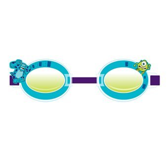 Monsters Inc Swim Goggles - 1