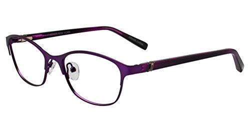 JONES NEW YORK Eyeglasses J138 Purple 48MM (Jones New York 138 compare prices)