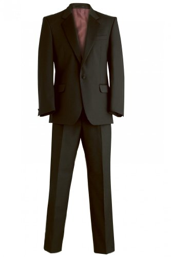 Skopes Harewood Dinner Trousers 30inch Waist 31inch, Black