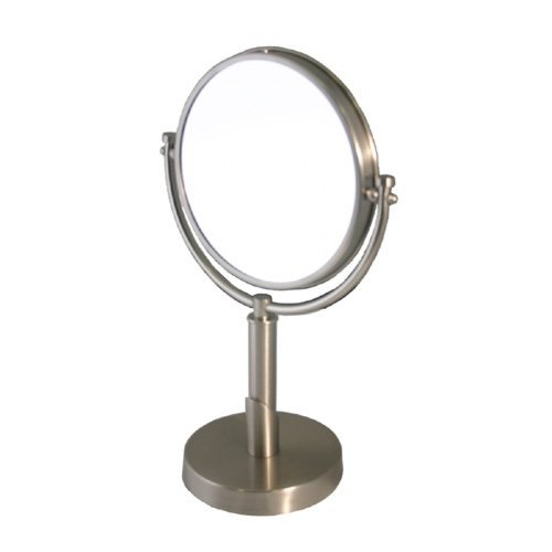 Bronze Wall Mounted Makeup Mirror