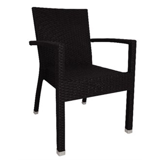 Winware Bolero Wicker Armchair