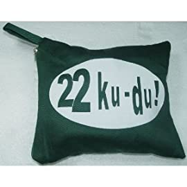 22 Ku Du in a Green Bag