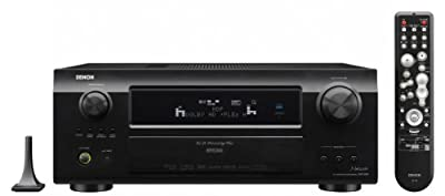Denon AVR990 7.1-Channel Multi-Zone Home Theater Receiver with Networking Capability and 1080p HDMI Connectivity by Denon