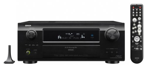 Denon avr990 7 1 channel multi zone home theater receiver for Yamaha multi zone receiver