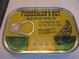 Fisherman's Net Sardines in Soybean Oil (3 cans per package)