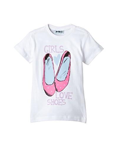 Bimbus T-Shirt Manica Corta [Bianco]