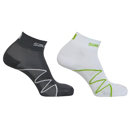 Bridgedale Merinofusion (TM) Sport invernali Vertige Racer Calzini Junior, Nero/Multicolore, Black/White, L
