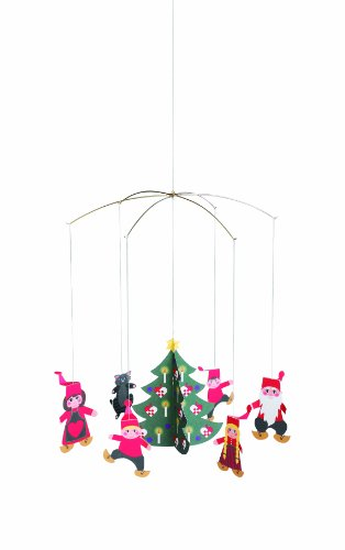 Flensted Mobiles Nursery Mobiles, Pixy Family